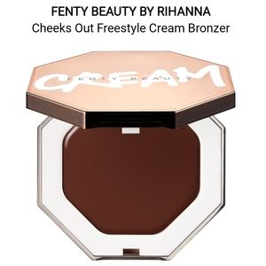 Fenty Beauty Cheeks Out Cream Bronzer Toffee Tease